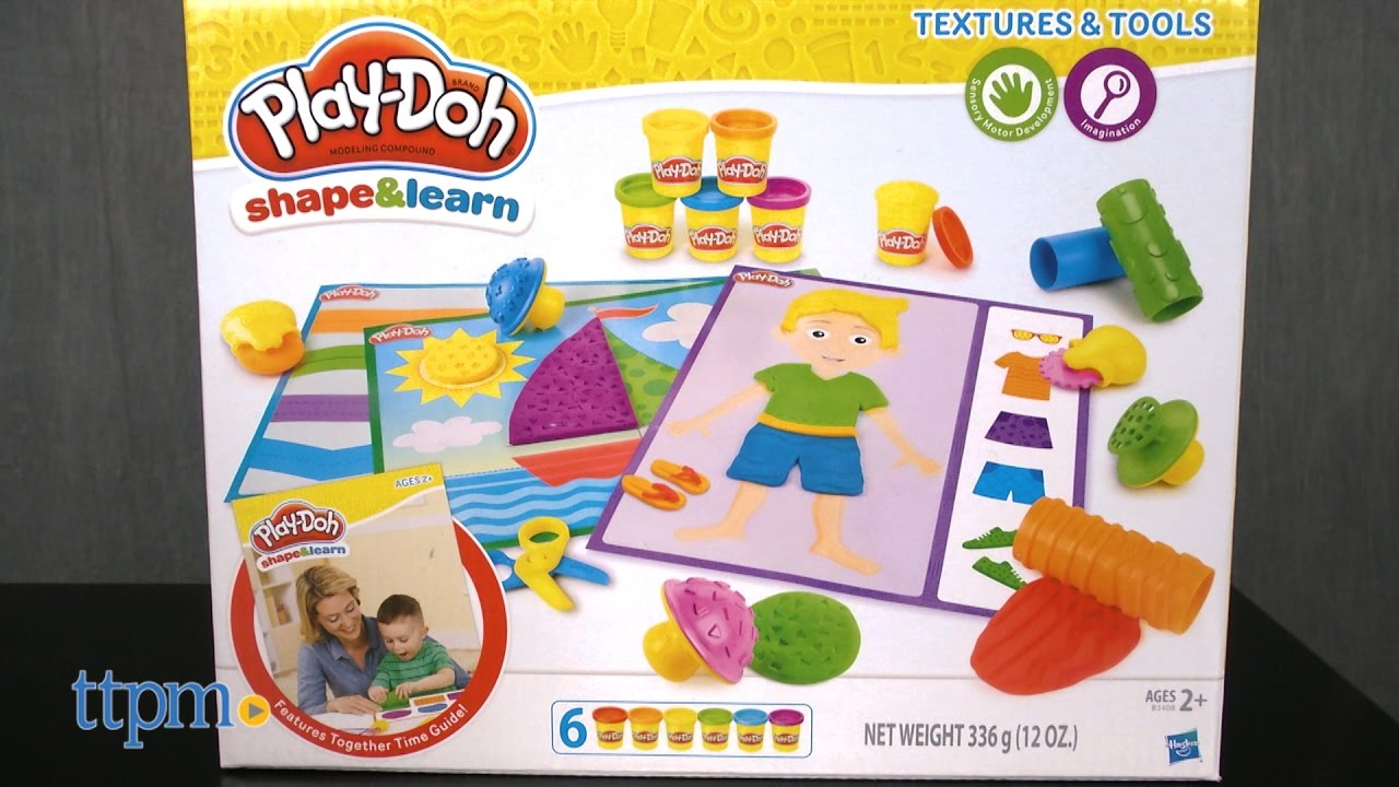 Play-Doh Shapes /& Tools Exclusive Set Hasbro