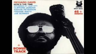 Richard Davis - Epistrophy