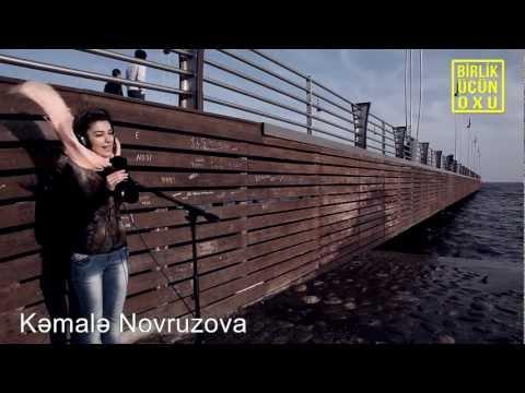 """""""Birlik üçün oxu"""" layihəsi: Ay Laçın (Playing for Change Azerbaijan - Sing for Unity)"""