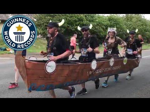 Amazing Marathon Costumes – Guinness World Records
