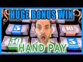 🎰💰My BIGGEST WIN on Top Dollar with MULTIPLIERS! ✦ Brian Christopher Slots