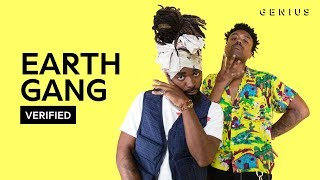 "EARTHGANG ""UP"" Official Lyrics & Meaning 