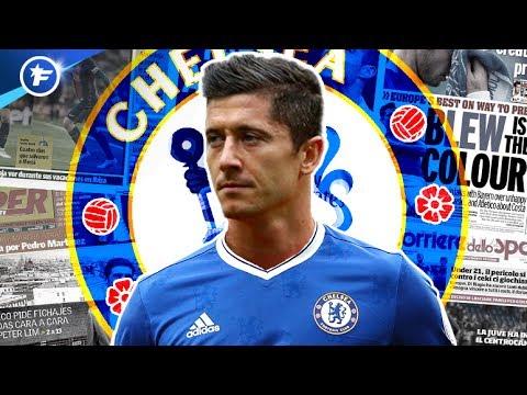 Chelsea a trouvé le remplaçant de Diego Costa | Revue de presse