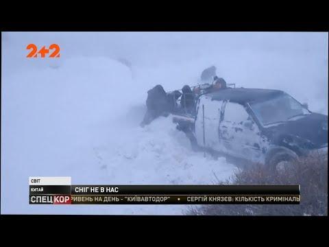 На північному сході США випало 164 см снігу