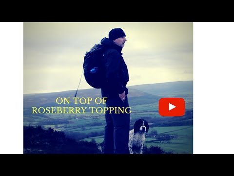 Topping Off on Roseberry Topping