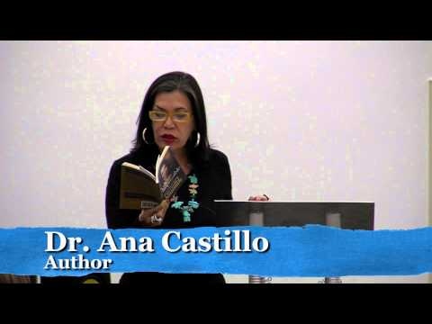 Author Ana Castillo Visits AWC