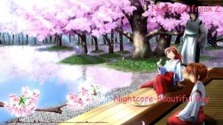 Download Nightcore-Beautiful Day HD MP3 song and Music Video
