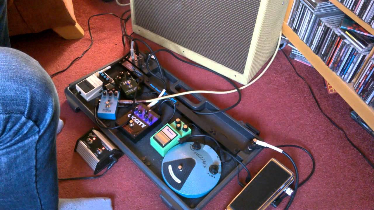 Eric Johnson Pedalboard Sounds Demo Youtube Wiring Diagram