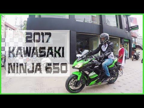 The Green Affair ! My 2017 Kawasaki Ninja 650