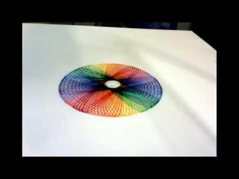 Disegni Geometrici Astratti Facili 2 Youtube