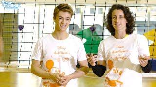 Lezione con il campione - La pallavolo con Leonardo Cecchi e Ilaria Spirito