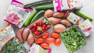 20 Vegan Grocery Haul  10 Budget-Friendly Meal Ideas