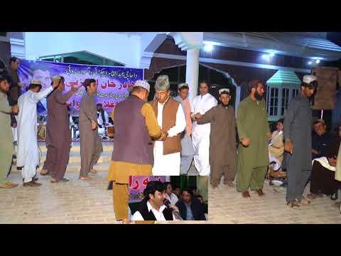 Bahadur khan Achakzai Wedding Music program(Attan)