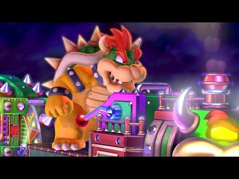 Thumbnail: Mario Party 10 - Bowser Party - Whimsical Waters (Team Mario)