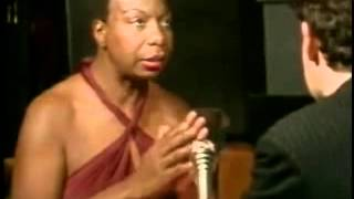 Nina Simone on her experience of racism as a child