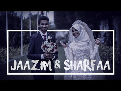 Nikah Highlights of Friends - Jaazim & Sharfaa