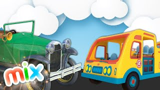 Сборник детских песен про транспорт Детское Королевство