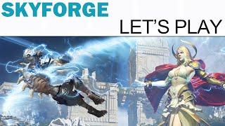 SkyForge Let