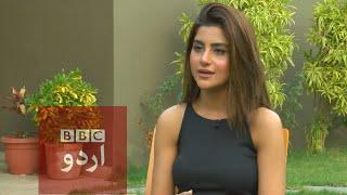Sohai Ali Abro interview (Part 1) - BBCURDU