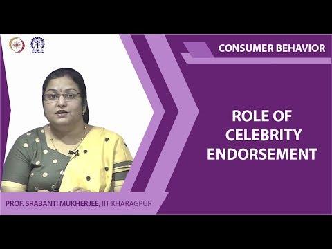 Role Of Celebrity Endorsement