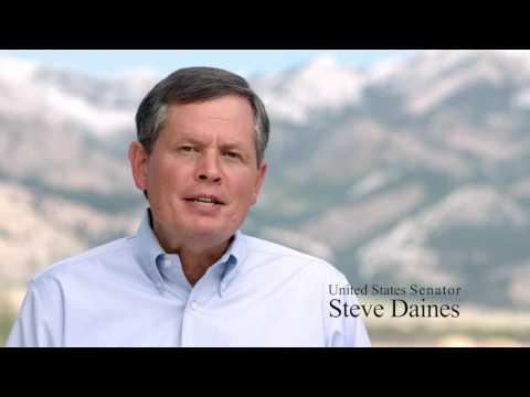 Senator Steve Daines Supports Marsy