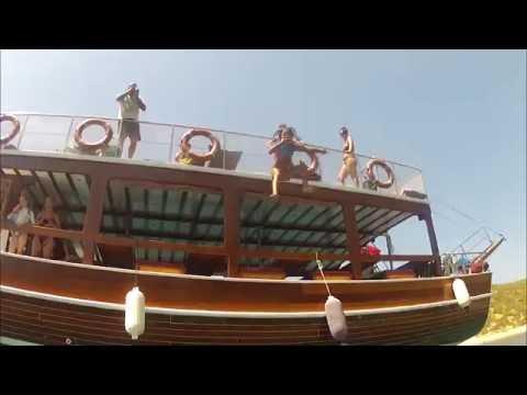 Bodrum Günlük Gezi Günü Birlik Tekne Turu Yat Gezisi & Daily Weekly Boat Trip Blue Voyage