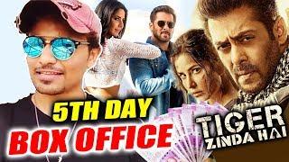 Tiger Zinda Hai 5Th DAY COLLECTION | Box Office | Salman Khan | Katrina Kaif Video