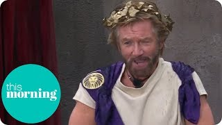 Noel Edmonds Stirs Up the I'm a Celeb Camp | This Morning