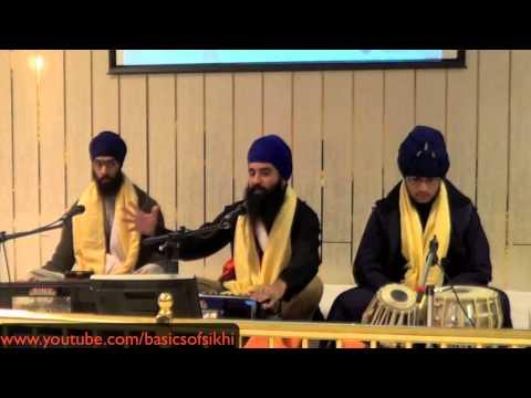 Chandi Di Var English Katha + Kirtan by 'Sukhy Baba' Nihung