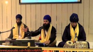 Chandi Di Var English Katha + Kirtan by