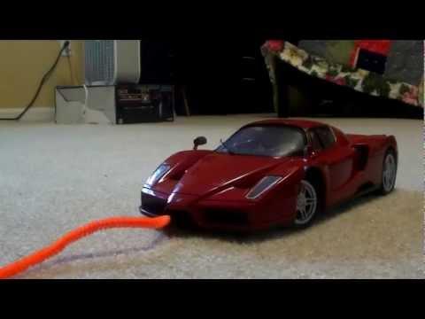 Ferrari Enzo RC Car Chase Film: The Bads Roberty
