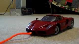 Ferrari Enzo RC Car Chase Film: The Bads Roberty