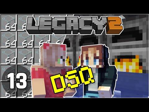 Super Smelter Furnace Array - Legacy SMP 2: #13 | Minecraft 1.16 Survival Multiplayer