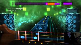 Rocksmith 2014, Incubus - Anna Molly. Bass