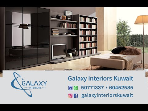 Best Home Decor And Interior Designing In Kuwait Galaxy Interiors Youtube