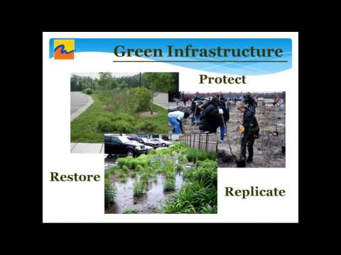 Green Infrastructure and the Element of Water