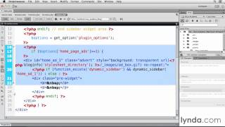 Dreamweaver CC and Wordpress Tutorial 2015 Part 3