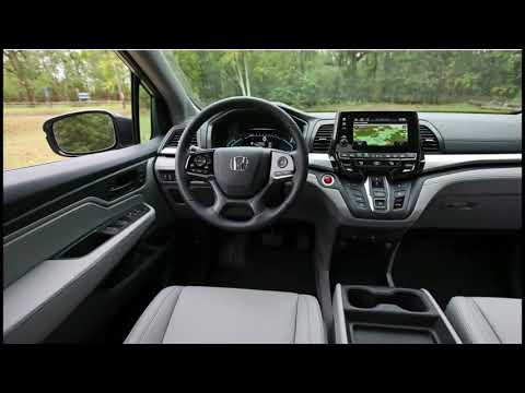 COOL!!2018 Honda Odyssey Review