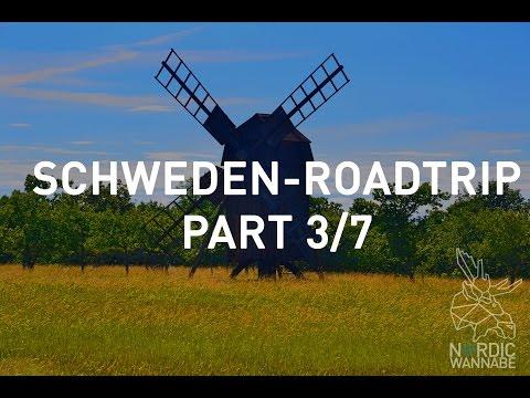 Roadtrip Sweden - #3: Kalmar - Öland - Kosta (2016, HD, Part 3 of 7)