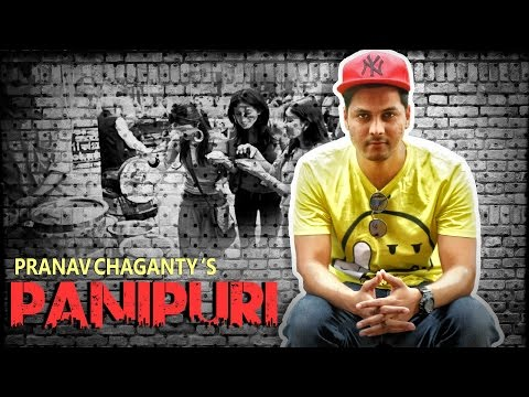 PANIPURI SONG || Telugu Rap || Pranav Chaganty