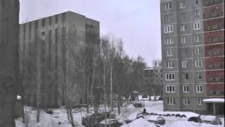 проба TimeLaps из окна в Кирове