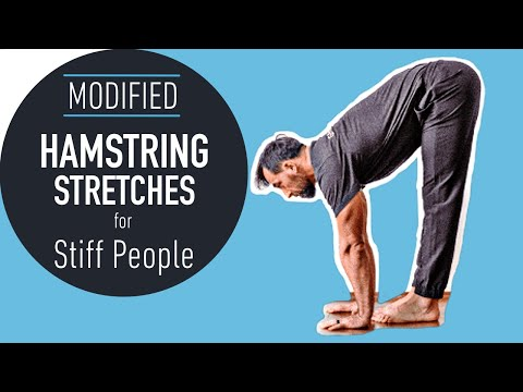 Essential Stretches For Tight Hamstrings