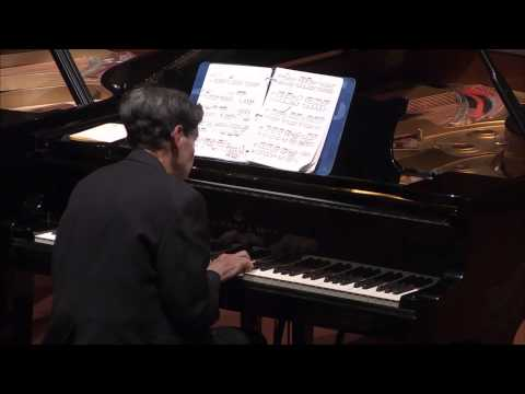 Piano Dedication Recital  William Goldenberg  Grieg  Holberg Suite, Op. 40  Air