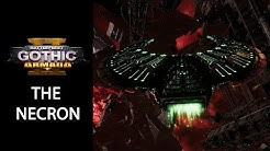 A Look at the Necrons: Battlefleet Gothic: Armada 2 Pre-Order Beta