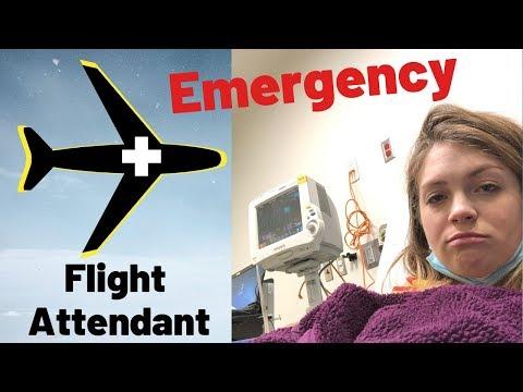Flight Attendant Training DISASTER - Story Time