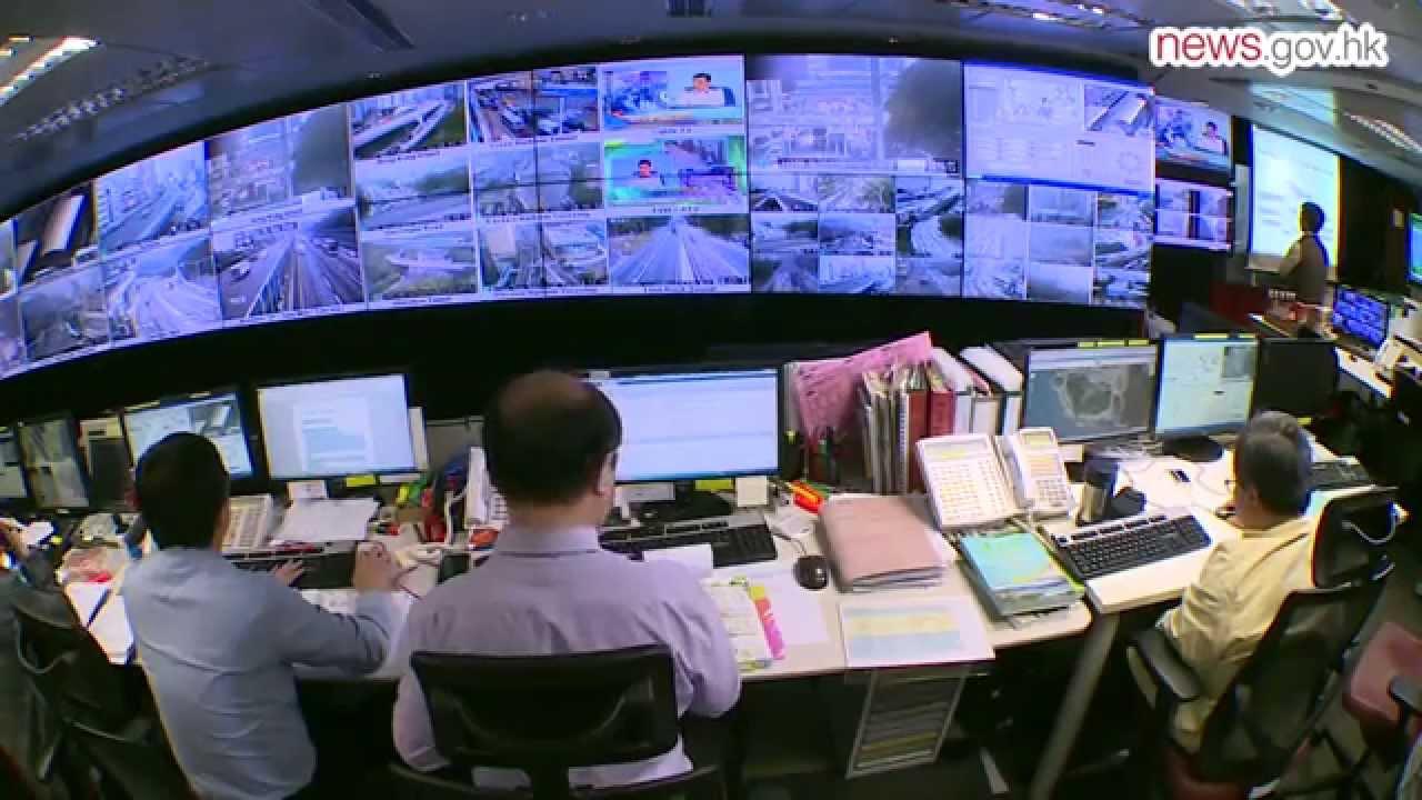 Traffic control centre reveals secrets (7.12.2014)