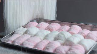 [SUB]꿀타래 만들기/ D.I.Y Dragon's Beard Candy/ 서담/ SEODAM