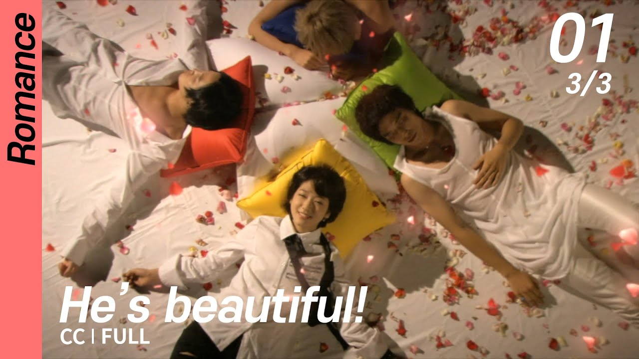 Download [CC/FULL] He's beautiful! EP01 (3/3)   미남이시네요