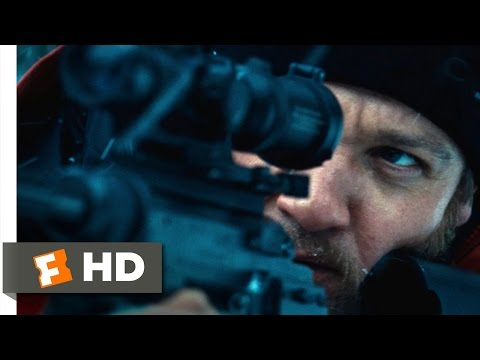 The Bourne Legacy 28 Movie   Drone Attack 2012 HD