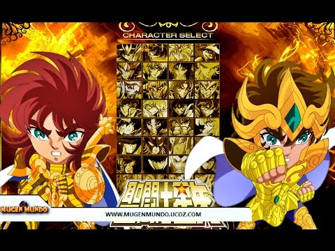 saint seiya ultimate cosmo version 1.5 mugen
